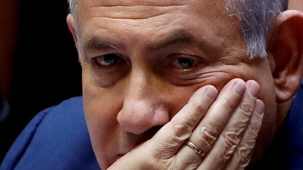 Benjamin Netanyahu on verge of going